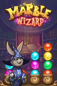 Marble Wizard Cover Art